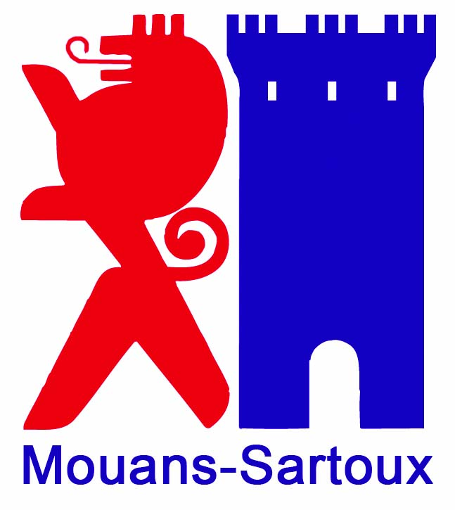 Logo Mouans Sartoux
