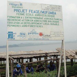 projet FEAGE mufumba - ferme agro-écologique